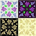 Anemone Quilt #2, Design 7-in 4 sizes-Anemone Quilt Designs & Embroidery Singles