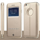 Hot Magnetic Flip Leather Stand Skin Hard Case Cover For Apple iPhone 6/6Plus B