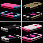Rubber Armor Hybrid Best Impact Hard Case Cover For Apple iPhone 6 / 6 Plus