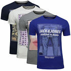 JACK & JONES HERREN T-SHIRT LOOK 2 TEE Gr.S,M,L,XL,XXL