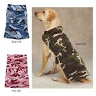 CHOOSE SIZE & COLOR - CAMO BARN COAT - DOG PUPPY JACKET - PINK, BLUE, GREEN