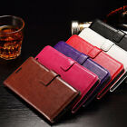 Luxury Wallet Flip PU Leather Card Slot Stand Case Skin Cover For Huawei Honor 7