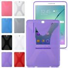 """X-Line Soft TPU Silicon Skin Cover Case Back For Samsung Galaxy Tab S2 8.0""""/9.7"""""""