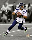 Russell Wilson Seattle Seahawks Super Bowl Spotlight Photo QQ053 (Select Size)