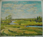 LANDSCAPE ART 30 IMAGES 2 CHOOSE FROM OIL PAINTING ROLLED OR STRETCHED 20X24