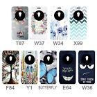 """Art Flip PU Leather View Window Stand Case Cover For Asus Zenfone 2 ZE551ML 5.5"""""""