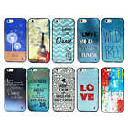 1Pc Well-Designed Back Case Multicolor Protective Cover For iPhone Samsung Sony