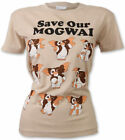 Gremlins Save Our Mogwai  T Shirt Official Womens  XL