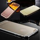 NEW Luxury Aluminum Ultra-thin Mirror Metal Case Cover for iPhone 6 Plus PHNG