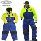FLADEN ONE PIECE FLOTATION SUITS ALL SIZES BEST PRICE IN UK SEA BOAT FISHING
