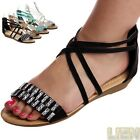 Glitter Strappy Court Shoes Sandals Sneakers Women's Shoes Wedge Heel