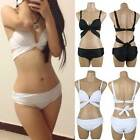 New Womens Push up Padded Bra Bikini Set Hot Sexy Swimsuit Beach Swimwear XS S M