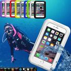 Waterproof Shockproof Clear Cover Skin Hard Stand Case For iPhone 6 4.7 Plus 5.5