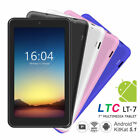 """Best Preis! 8GB 7"""" A33 Pad Android 5.1 iPS Quad Core Dual Kamera Tablet PC WiFi"""