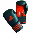 NEW ADIDAS POWER 100 BOXING GLOVES IMF MOULDED ARTIFICIAL LEATHER RED BLACK