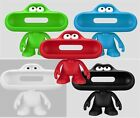 Frog Dude Character For Beats Pills Bluetooth Wireless Speaker Case Stand Holder