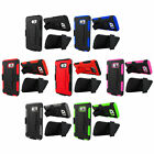 FOR SAMSUNG GALAXY PHONES RUGGED GT ARMORED CASE COVER+CLIP HOLSTER+STYLUS