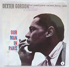 DEXTER GORDON OUR MAN IN PARIS BLUE NOTE VINYL LP RECORD T-SHIRT SET NEW SEALED