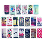 For HTC Lenovo Fresh Pattern Universal Leather Card Delicate Case Fantasy Cover