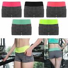 Women Summer Casual Sexy Running Sports Shorts Gym Slim Fitness Yoga Beach Pants