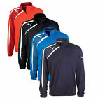 New Puma Spirit Junior Kids Boys Sports Football Half Zip Training Jacket Top