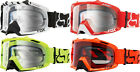 Fox Racing Air Defence Motocross MX Goggles