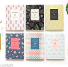 2016 Lively Diary Planner Scheduler Journal Agenda Vintage Notebook Organizer