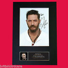 TOM HARDY Quality Signed Mounted Autograph Photo Print (A4) No580