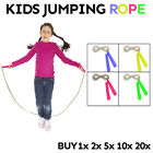Kids Children Skipping Rope Exercise Counter Jumping Game Fitness Sport Play NEW