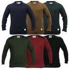 Mens Threadbare Knitted Wool Mix Top Sweater Pullover Casual Jumper Winter New