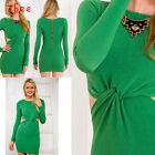 New Women's Summer Sexy Bodycon Casual Party Evening Cocktail Short Mini Dress