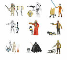 "Hasbro Star Wars The Force Awakens 3.75"" Action Figures Wave 1 & 2 NEW"