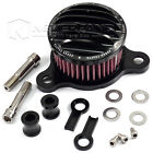 Air Cleaner Intake Filter System Kit For Harley Sportster XL883 48 XL1200 04-14