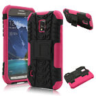 Shockproof Hybrid Rugged Protective Hard Case Cover For Samsung Galaxy S5 Active