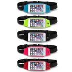 Sports Fitness Running Jogging Waist Belt Wallet Key Fanny Bag For Apple iPhone image