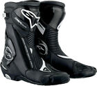 Alpinestars S-MX Plus Street Riding Motorcycle Boots Black All Sizes