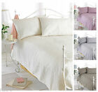 Luxury Parisienne Quilted Bedspreads, Double King Comforter Throw, 240 x 260 cm