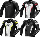 Alpinestars GP Pro Leather Motorcycle Riding Jacket Mens All Sizes All Colors
