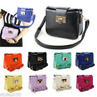 Women Ladies Bag Handbag Leather Shoulder Satchel messenger Cross Body
