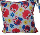 New Waterproof Zipper Printing Diaper Bags Baby Nappy Changing Bags