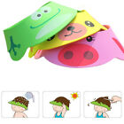 YY Baby Kids Child Cartoon Bath Shower Soft Hat Cap Wash Hair Waterproof Shield