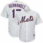 2016 Keith Hernandez New York Mets Home White Cool Base Jersey Men's