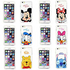 Cute Cartoon Animal Couple Crystal TPU Case Cover For IPhone 6 6 Plus 6S 6S Plus
