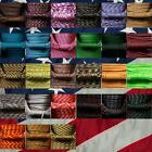 550 PARACHUTE CORD - 27 COLORS - 10, 20, 50, 100 FT - 7 STRAND - USA PARACORD