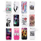 Vivid Design Silicone Gel Rubber Soft TPU Trendy Back Cover Case For Cell Phones