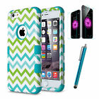 Protective Hybrid Shockproof Hard Cover Case for Apple iPhone 6 4.7/5.5'' Plus