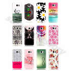 Cartoon Pictorial Soft TPU For Phones Fresh Silicone Rubber Gel Back Cover Case