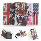 Fashion Folio Printed PU Leather Wallet Stand Case Cover For Huawei Honor 4C New