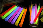 1/3/5Pcs Glow Sticks Party Necklaces Light Assorted Lanyard Favors Neon Rave