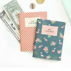Iconic A6 Mini Cash Book Ver.2 Money Record Planner Diary Account Cute Organizer